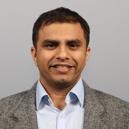 Ankit Oza of Senior Technical Program Manager, Cadrillion Capital